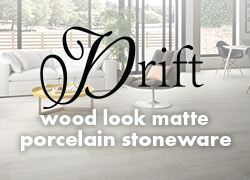 Drift wood look matte porcelain stoneware
