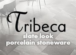 Tribeca slate look porcelain stoneware