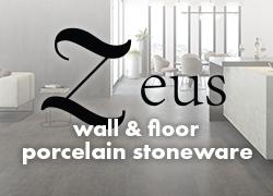 Zeus wall & floor porcelain stoneware